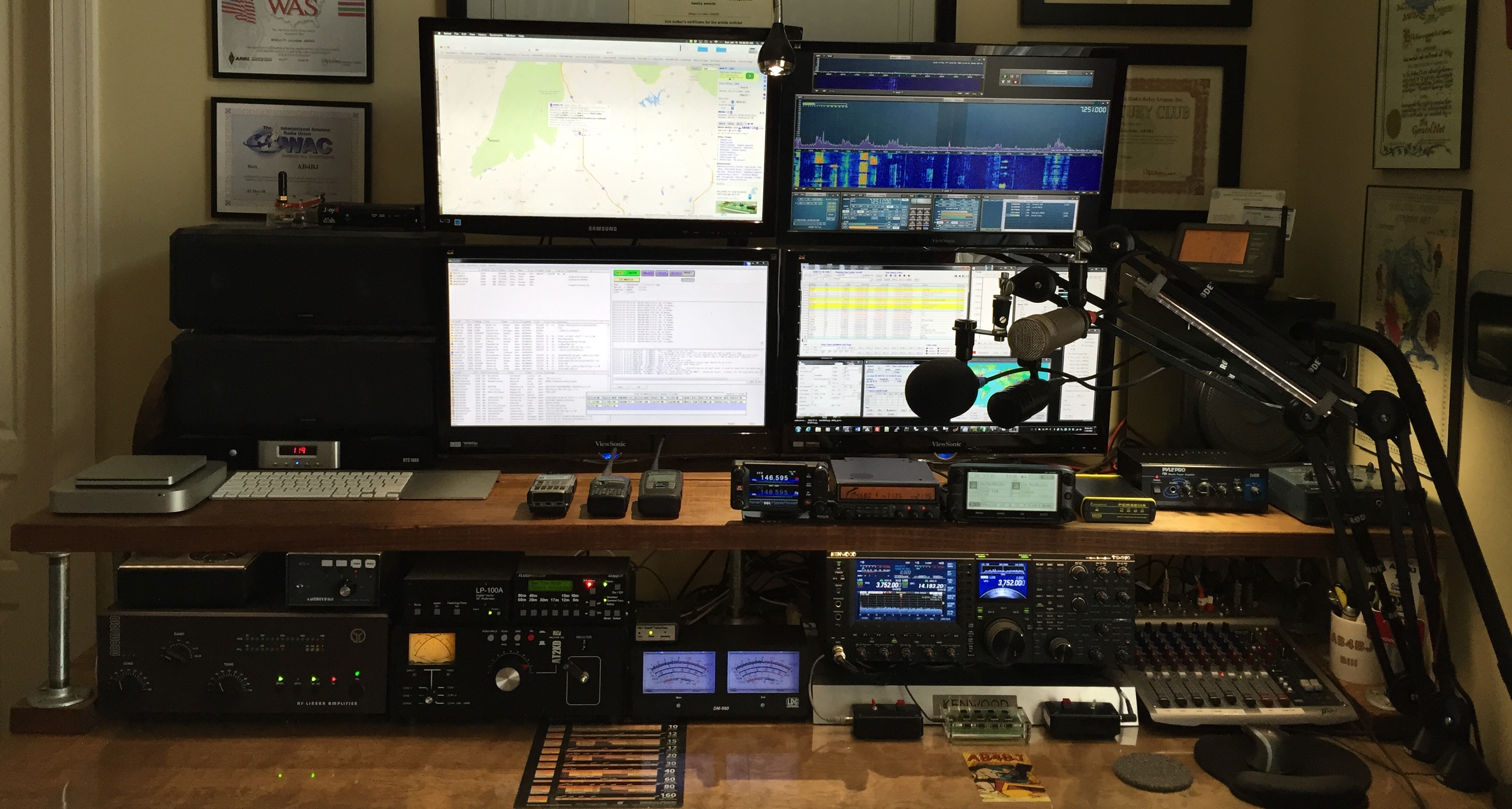 Amateur Radio Internet 19